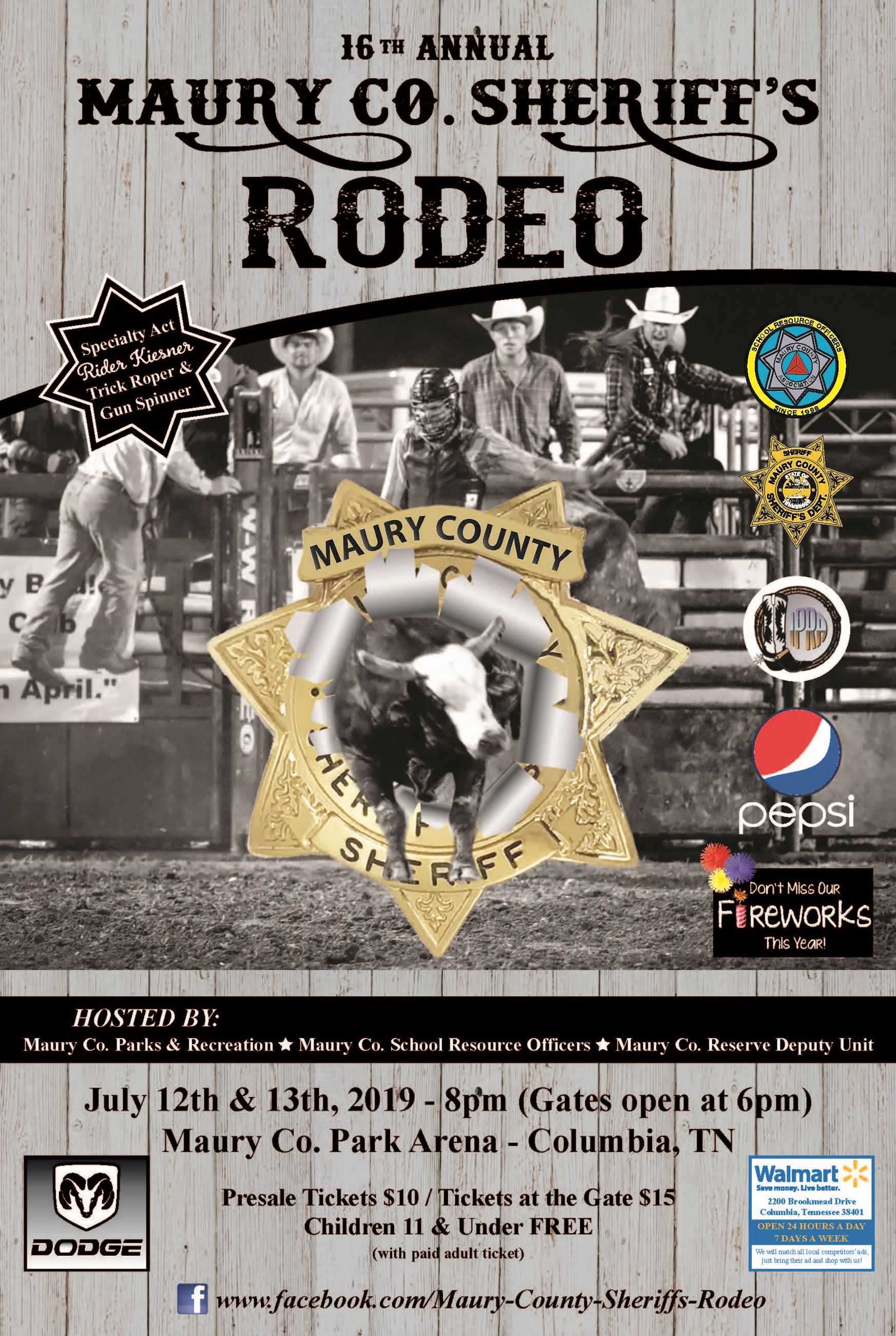 Rodeo 2019 Poster Compressed