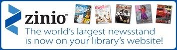 Zinio - the World's Largest Newsstand Is Now on Your Library's Website