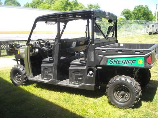 Sheriffs Department Polaris Vehicles