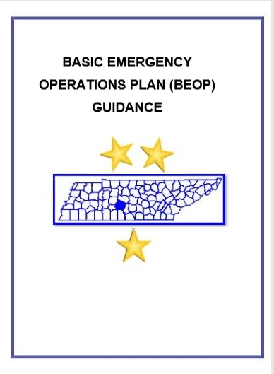 Basic Emergency Operations Plan for Maury County
